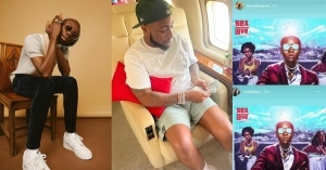 Blaqbonez Begs Davido To Promote His Album After Burna Boy & Wizkid Showed Him Love