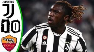 Juventus vs Roma 1 - 0 (Serie A  2021 Goals & Highlights)