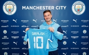DONE DEAL: Grealish Joins Man City On Six-Year Contract