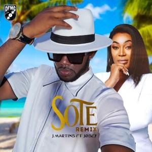 J. Martins – Sote (Remix) ft. Josey