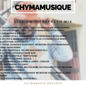 Chymamusique - Live On Hitrefresh