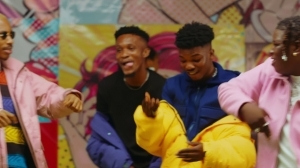DJ Consequence ft. Barry Jhay, Frescool, Jason – JO!!! (Dance) [Video]