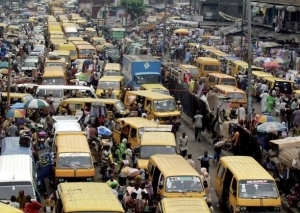 See Lagos Rank On World's Most Stressful City