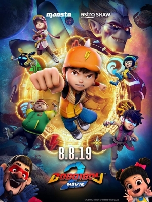 BoBoiBoy Movie 2 (2019) (Animation)