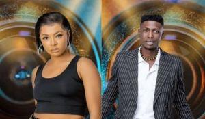 BBNaija: Drama As Liquorose And Sammie Clash Over Unwashed Pot