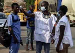 Ivory Coast Residents Destroying Coronavirus Test Center
