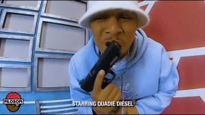 Quadie Diesel - Gravy Baby (Video)