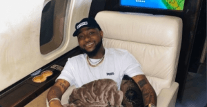 Most kids from rich homes dont see the need to work hard – Davido