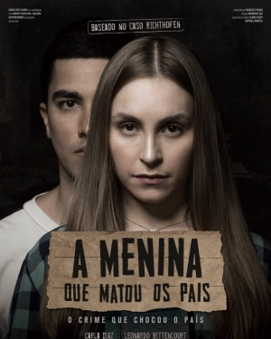 The Girl Who Killed Her Parents (2021) (Portuguese)