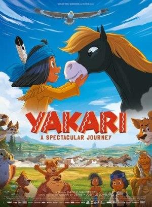 Yakari: A Spectacular Journey (2021) (Animation)