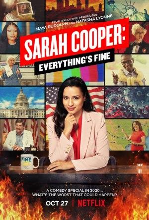 Sarah Cooper: Everything
