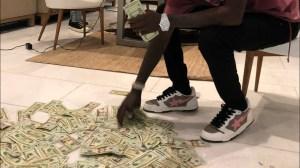 K Camp - Blow Da Budget Freestyle (Video)