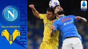 Napoli vs Verona 1 - 1 (Serie A Goals & Highlights 2021)