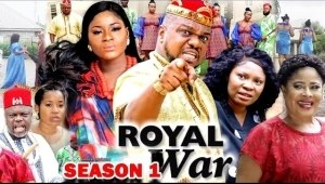 Royal War (2020 Nollywood Movie)