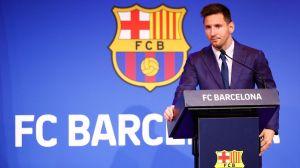 Lionel Messi Announces Next 'Possible' Club After Barcelona Exit