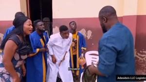 Woli Agba - Adesida (Comedy Video)