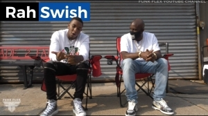 Rah Swish - Block Work Freestyle (Video)