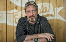 John McAfee Admits His Cryptocurrency Fortune is Gone but He Regrets Nothing