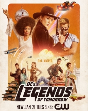 Legends of Tomorrow Season 06