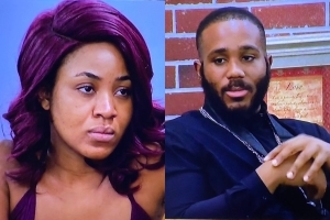 #BBNaija: Big Brother Issues FINAL WARNING To Erica And A STRIKE To Kiddwaya