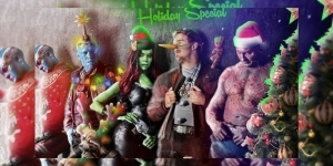 Guardians of the Galaxy Holiday Special Gets Christmas Fan Poster