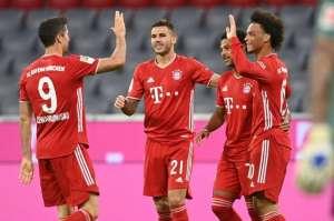 Bayern Munich Thumped Schalke On Friday Night