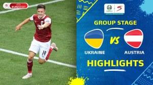 Ukraine vs Austria 0 − 1 (EURO 2020 Goals & Highlights)
