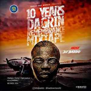 """DJ Baddo – """"Best Of Dagrin"""" Mixtape"""