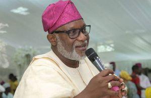 Akeredolu: I Don't Support Agitation For Yoruba Nation