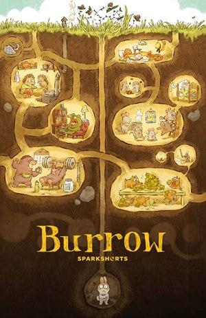 Burrow (2020) (Animation)