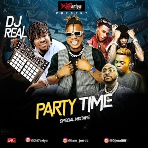 DJ Real – Party Time (Special Mix)