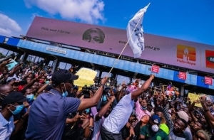 No Going Back On EndSARS Memorial Rally, Protesters Reply Lagos Police