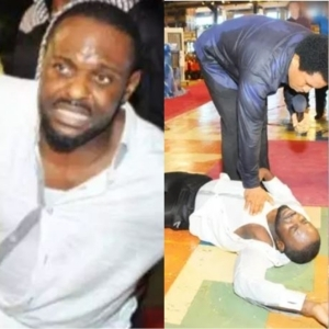 7 Years After He Was Delivered By TB Joshua, See The Present Condition Of The 'Lover Boy' Jim Iyke As He Looks Unrecognisable