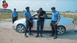 Mr Macaroni – Oga Police  (Comedy Video)