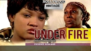 Under Fire 1  (Old Nollywood Movie)