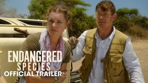Endangered Species (2021) Official Trailer Starr.  Rebecca Romijn, Jerry O