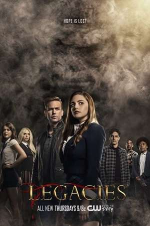 Legacies S02E16 - FACING DARKNESS IS KINDA MY THING (TV Series)