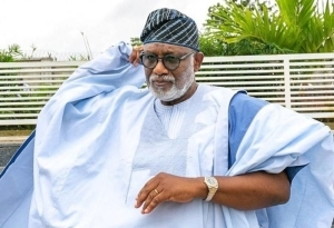 Count Me Out Of 2023 Presidential Race — Akeredolu