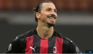 AC Milan Want Star Striker Ibrahimovic To Stay For A Long Time