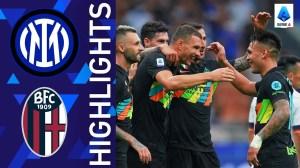 Inter vs Bologna 6 - 1 (Serie A   2021 Goals & Highlights)