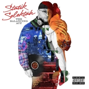 Statik Selektah - The Balancing Act (Album)