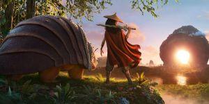 Raya & The Last Dragon Trailer: Disney Animation Goes Hard Fantasy