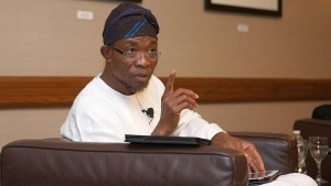 Rauf Aregbesola Finally Reveals Mission Of 15 Chinese Experts In Nigeria (See Their Mission)