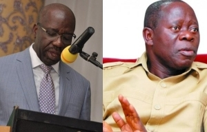 Edo Election: 'In life, You Win Some And You Lose Some' – Oshiomhole Breaks Silence On Gov Obaseki's Victory