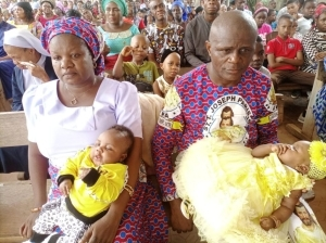 Just In! Nigerian Journalists Welcome Twins After 13 Years Of Marriage (Photos)