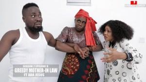 Sirbalo - Greedy Mother In Law Starr. Ada Jesus (Comedy Video)