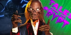 Original Tales From the Crypt Intro Upscaled Into 4K Video