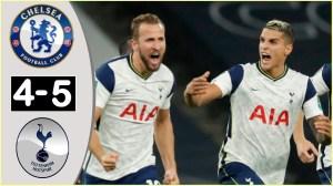 Chelsea vs Tottenham 1 - 1 (4-5)  | EFL Cup All Goals And Highlights (29-09-2020)