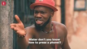 Broda Shaggi Cursed Trouser (Comedy Video)
