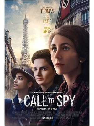 A Call to Spy (2019)